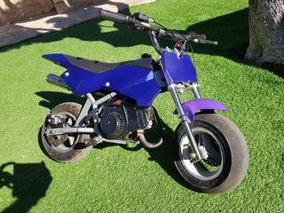 Pocket Bike SUPER MOTARD Mini moto 49cc