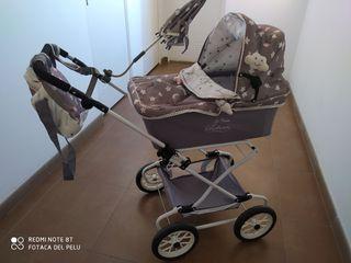 Carrito de juguete bebe reborn