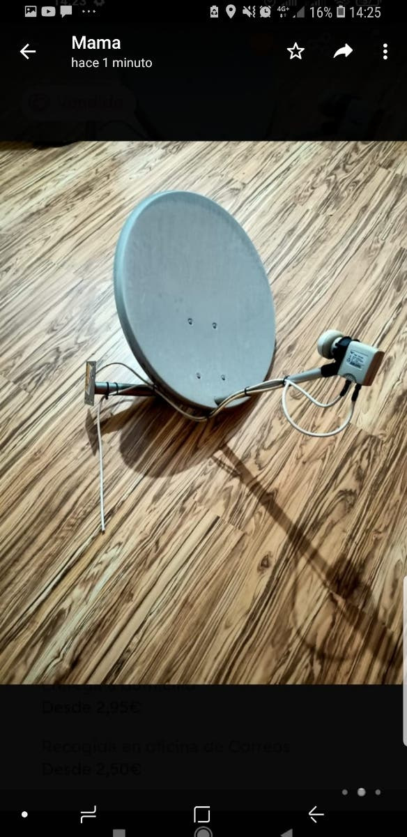 antena y lnb