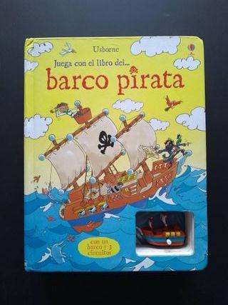 El libro del ... barco pirata.