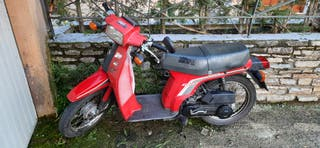 Scoopy SH75 1987