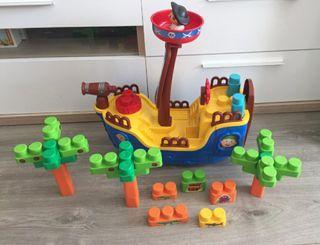 Barco Pirata Molto