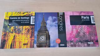 Guía, C.Santiago ,Londres y París