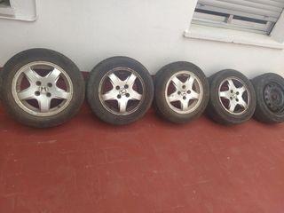 ruedas completas Honda Civic