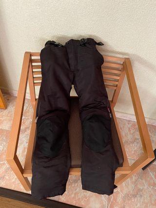 Pantalones de moto mujer
