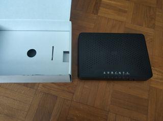 Router livebox Fibra Jazztel