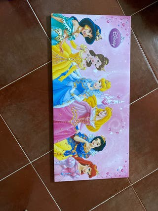 Cuadro princesas Disney nuevito!!!