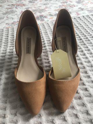 Zapatos tacòn SFERA