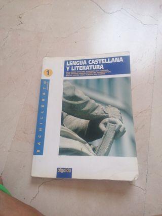 libro lengua castellana y literatura