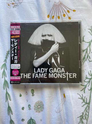 Lady Gaga - The Fame Monster - Edición Japonesa