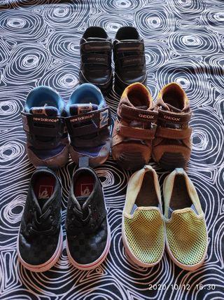 Zapatos niño 1 a 3 años