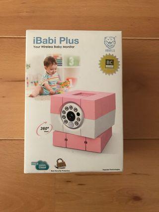 Cámara Vigilabebé iBabi Plus