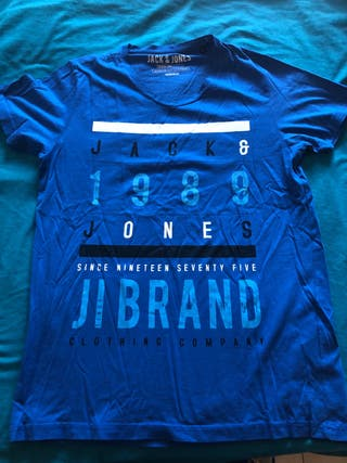 Camiseta manga corta Jack & Jones talla L