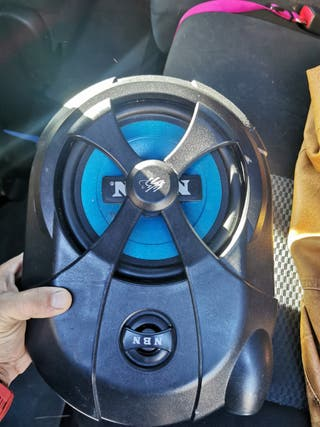 SUBWOOFER ACTIVO COCHE