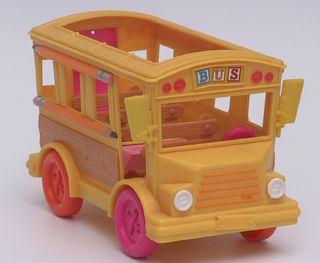 Lalaloopsy autobús escolar