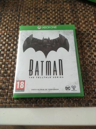 Batman T.T.S Xbox One Pal Esp.