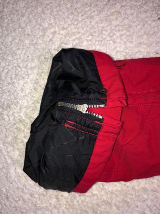 Anorak y pantalon d esqui spyder