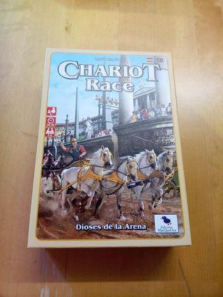 Chariot race en castellano.