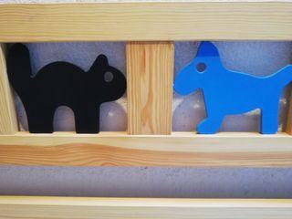 Cama Ikea modelo Kritter, somier y colchon