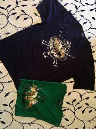 x2 camisetas Polo Ralph Lauren