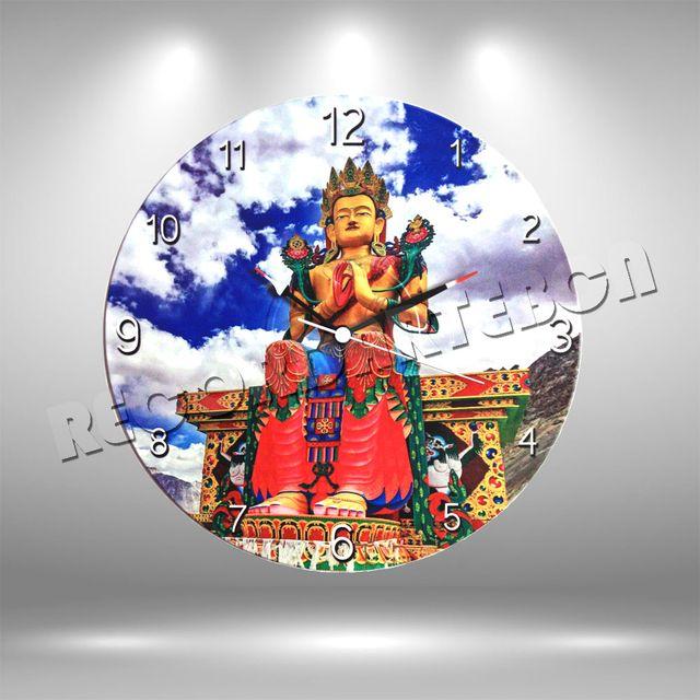 Reloj de Disco LP de Maitreya