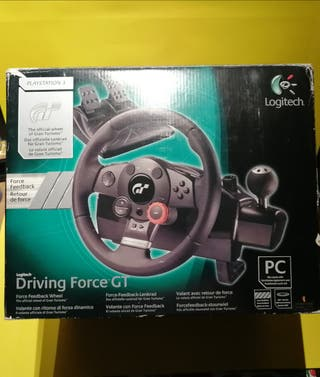 Caja Volante Driving Force GT F3