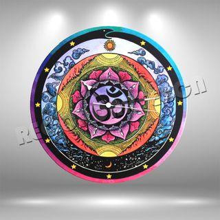 Reloj de Disco LP de OM 2