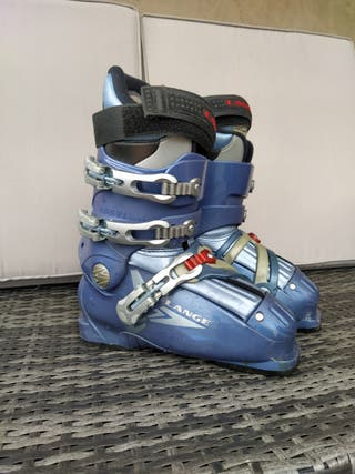 Botas de esquí Lange 24'5 (tallaje esquí)