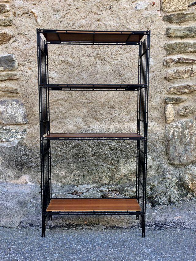 Estanteria modular vintage 1960 (B)