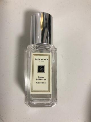 Parfum Jo Malone Poppy & Barley 9ml