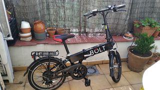 Bicicleta eléctrica plegable BOLT