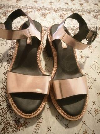 zapatos de mujer de stradivarius