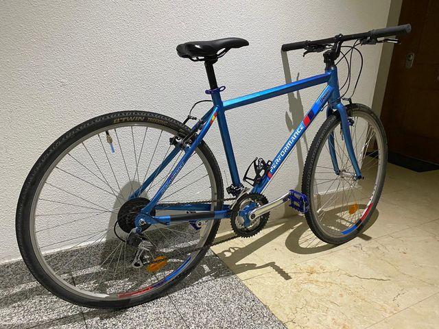 Bicicleta personalizada BMW