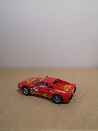 Vendo Ferrari GTO marca Scalextric