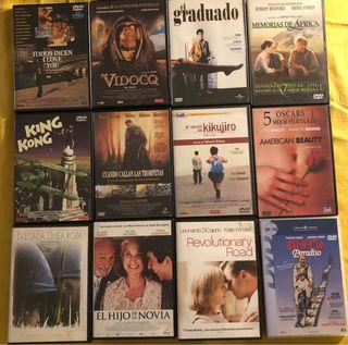 Películas Dvd cine