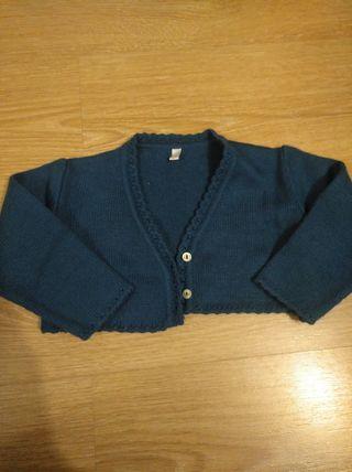 Rebeca chaqueta corta niña 2-3 años