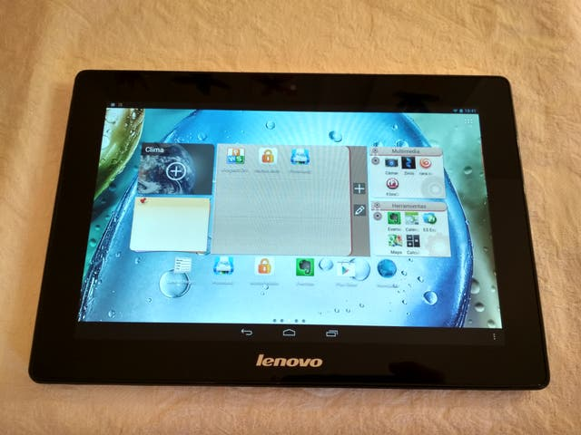 TABLET LENOVO IDEATAB S6000-F