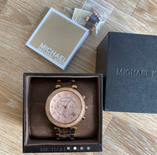 Michael Kors Rose Gold watch Authentic