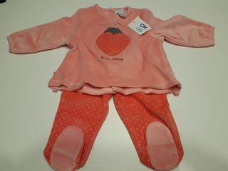 Pijama bebé Obaïbi Nuevo