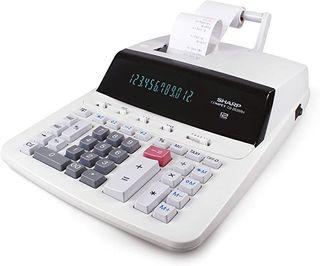 Calculadora de escritorio Sharp CS2635RH