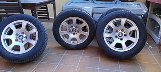 llantas BMW y neumáticos negociable!!