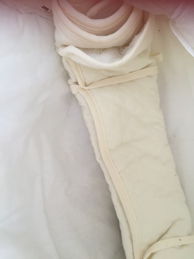 Bolso de bebé con cambiador