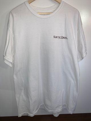 Camiseta Travis Cactus Jack x Fortnite