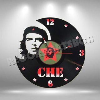 Reloj de Disco LP de Che Guevara