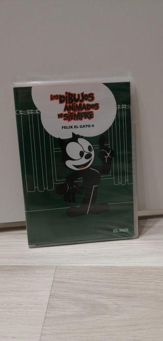 FÉLIX EL GATO DVD
