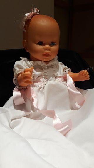 Muñeca bautizo