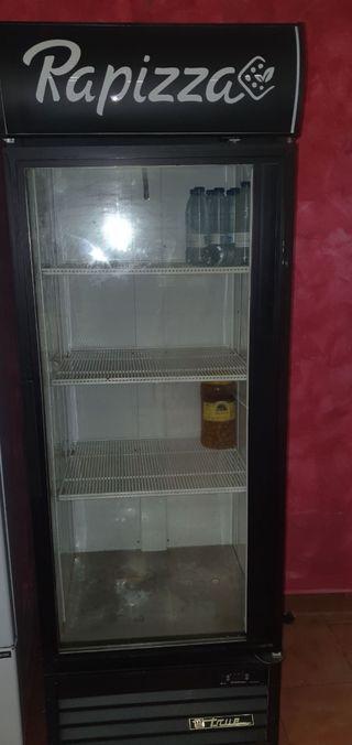 vitrina frigorifica alta