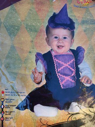 Difraz bruja bebe 6-12 meses