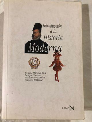 Introducción a la historia moderna