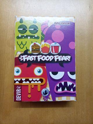 Fast food fear en castellano